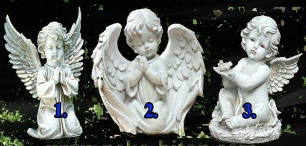 A legerősebb lélek teszt- Válassz egy angyalt és nézd meg mit üzen neked